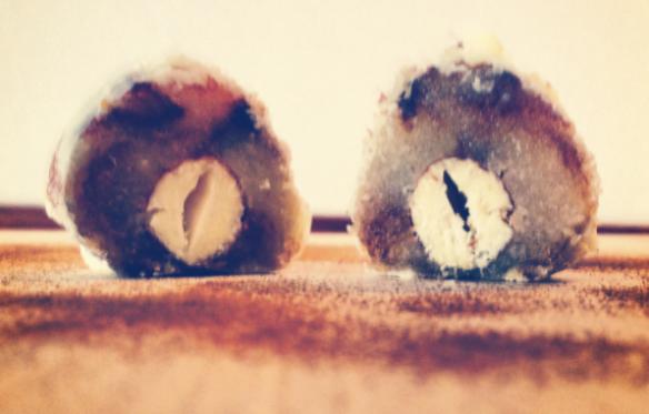 Mandelkugler med lakrids