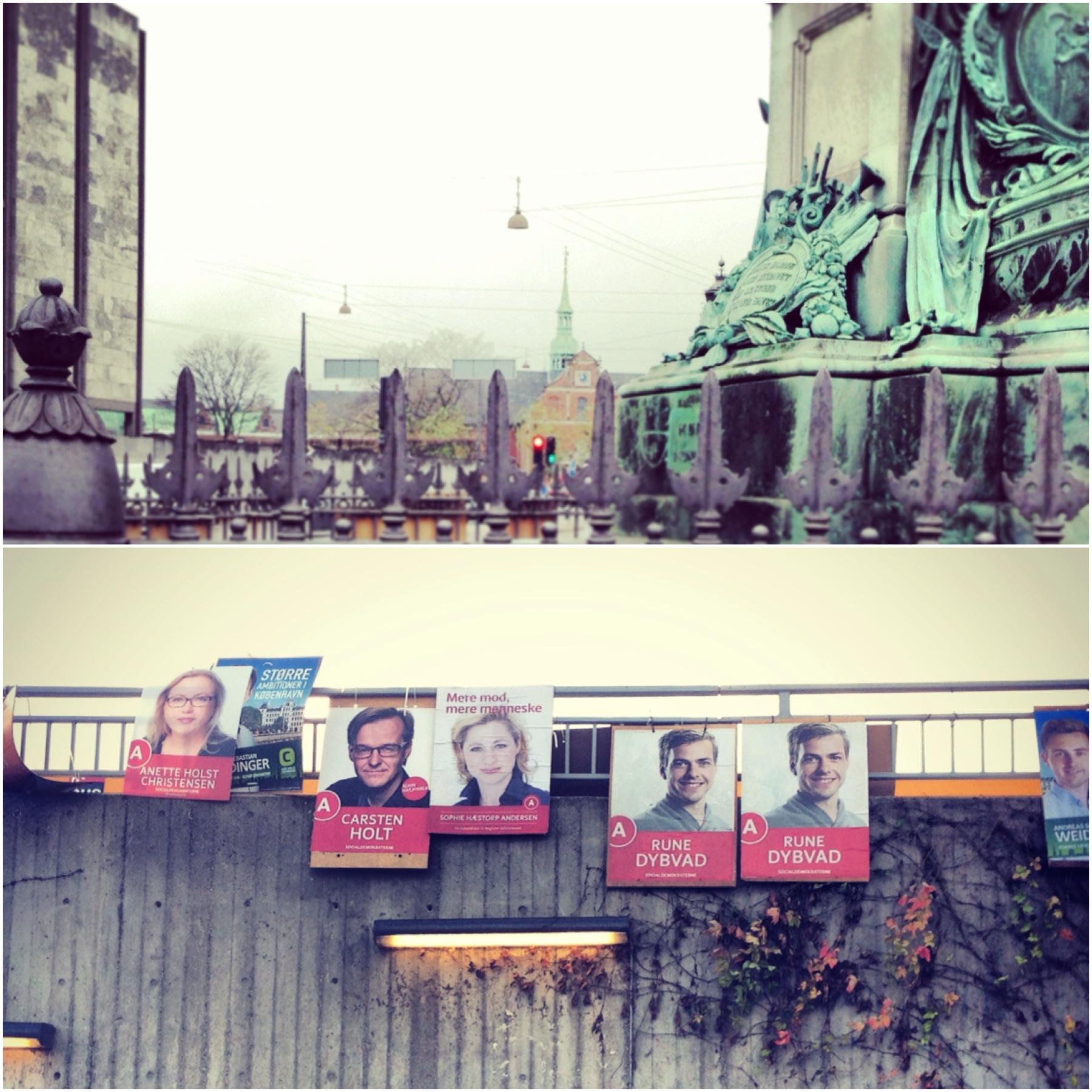 Valgplakater København
