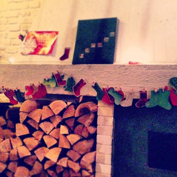 Julehygge på Cafe retro