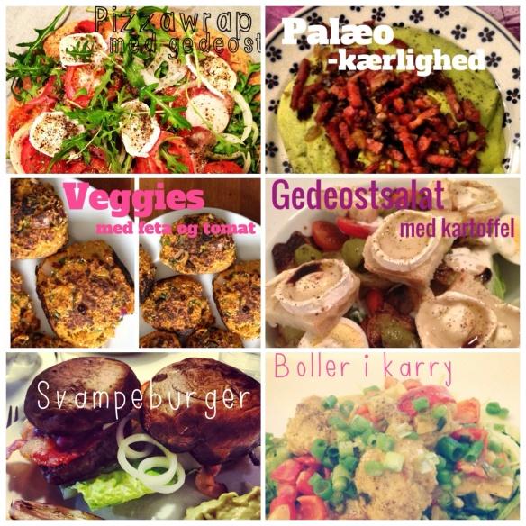 Opskrifter aftensmad