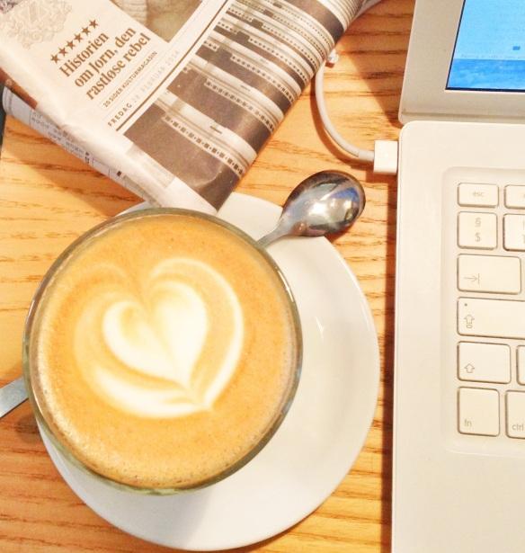 Kaffe i København