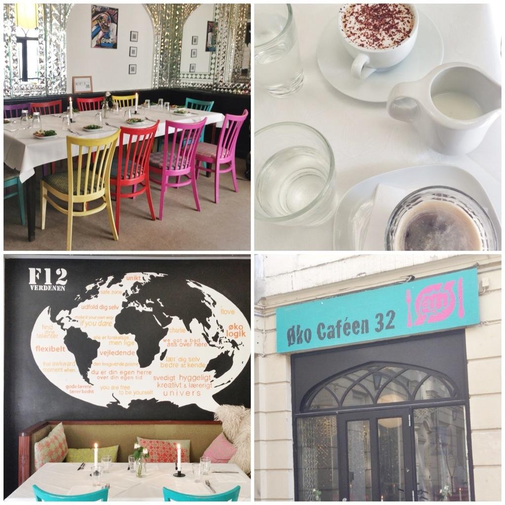 Øko cafeen 32 Nørrebro