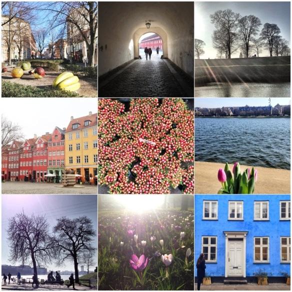 Marts i København