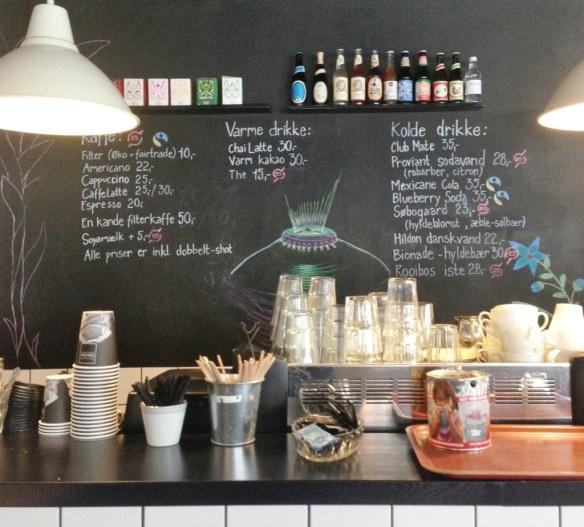 Café Nutid