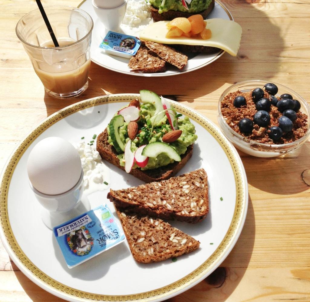 Byens … grønne (påske)frokost   CopenhagenByMe