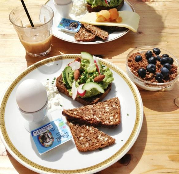Frokost Dyrehaven