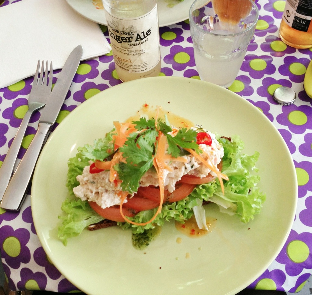 Frokost på Lækkerier