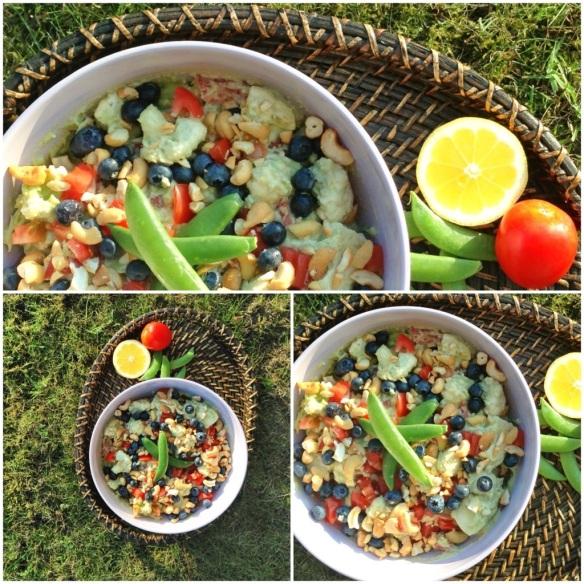 Guacamole salat