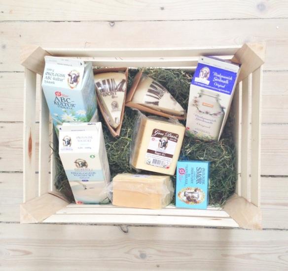 Lækre produkter fra Naturmælk