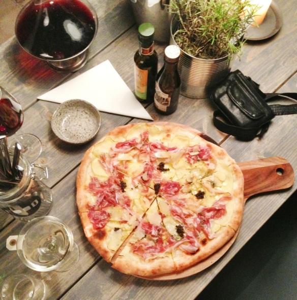PIZZA ITALIAN BY LANTZ