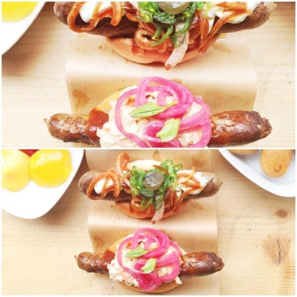 Hotdog fra Foderbrættet