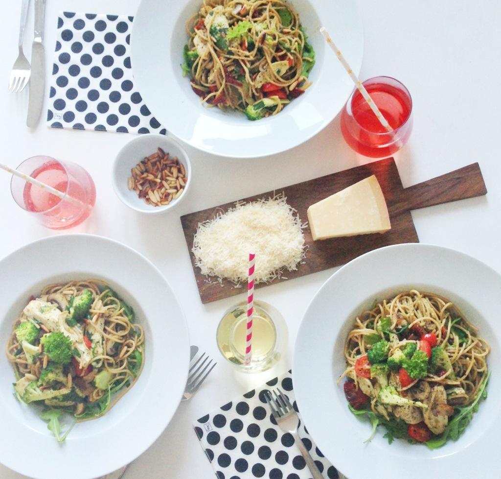 Marathon-spaghetti