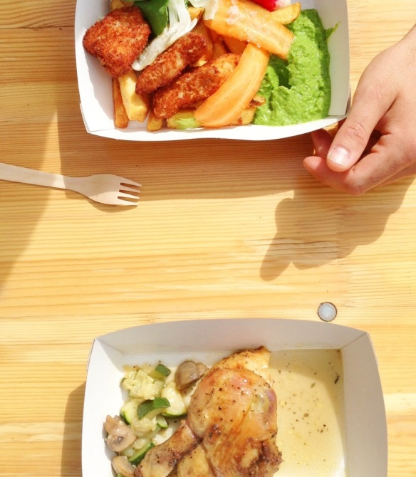 Copenhagen Street Food og Papirøen