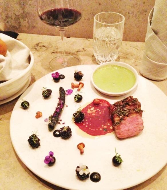 Middag på Studio - The Standard