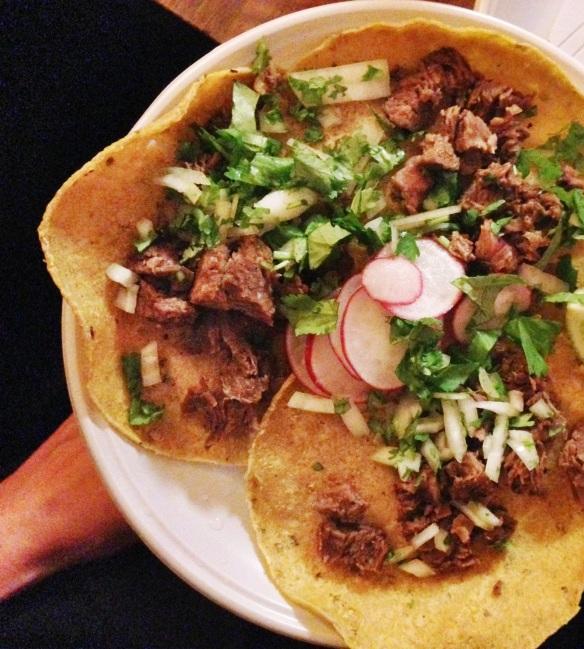 Tacos hos Tacos Chilangos