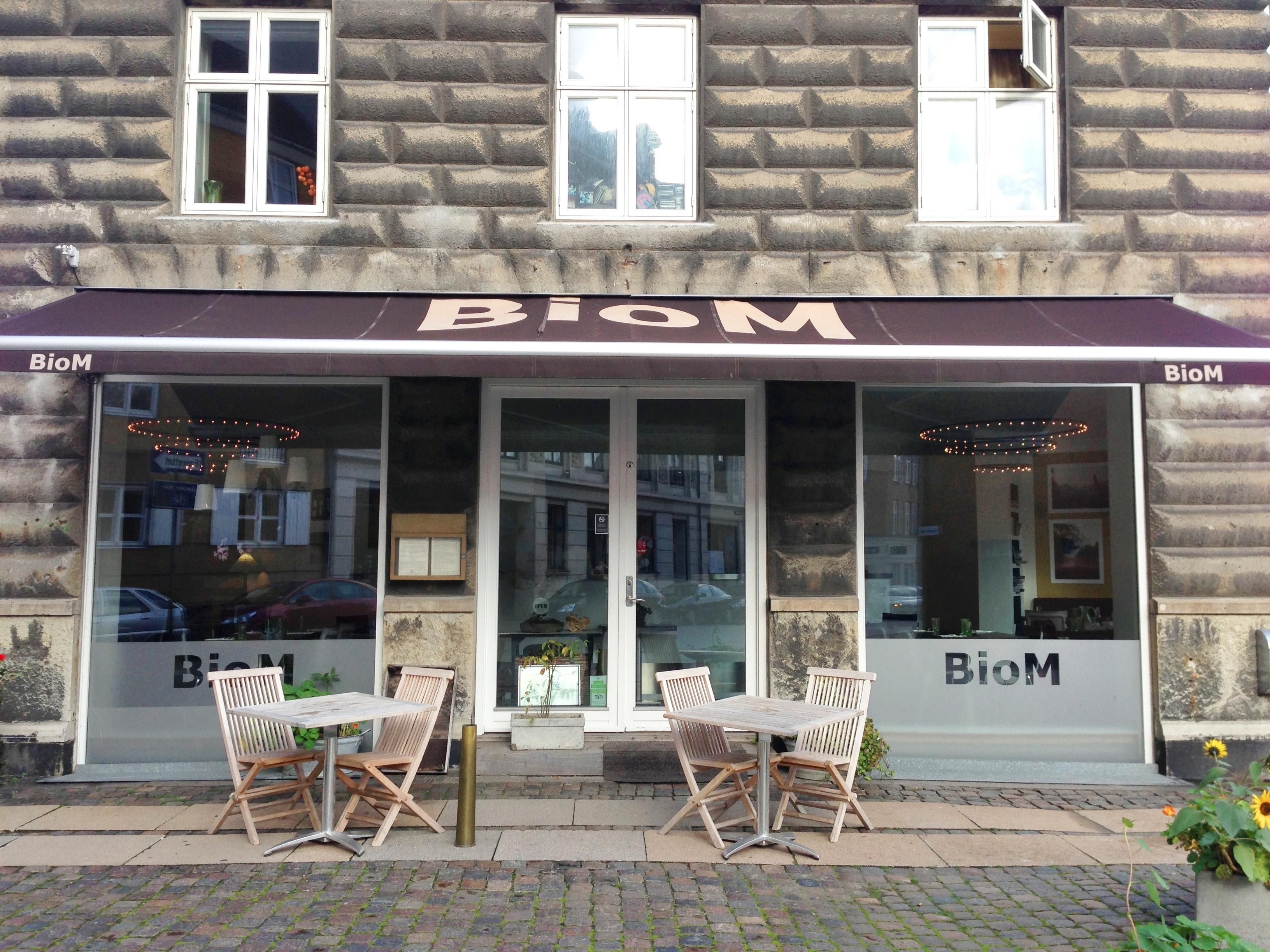 Brunch på BioM