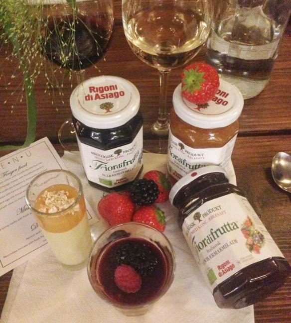 Urtekram, Rigoni Di Asiago marmelade og Nocciolata