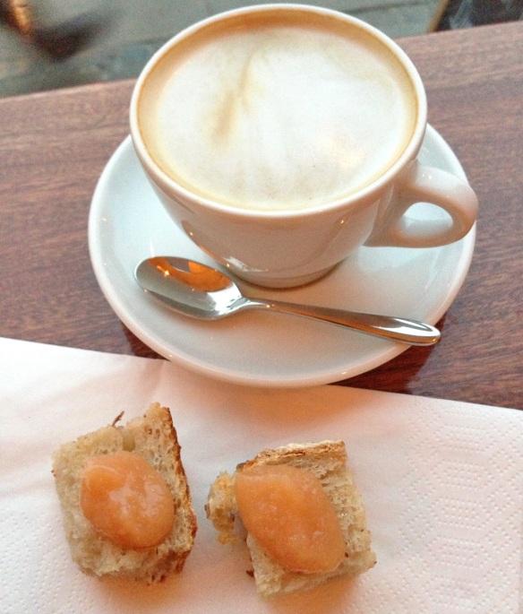 Morgenmad på Café LilleBROR