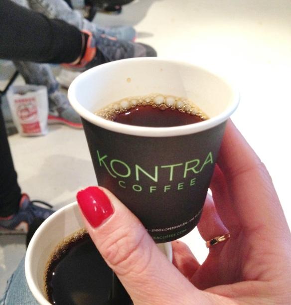 Kaffekursus Kontra Coffee