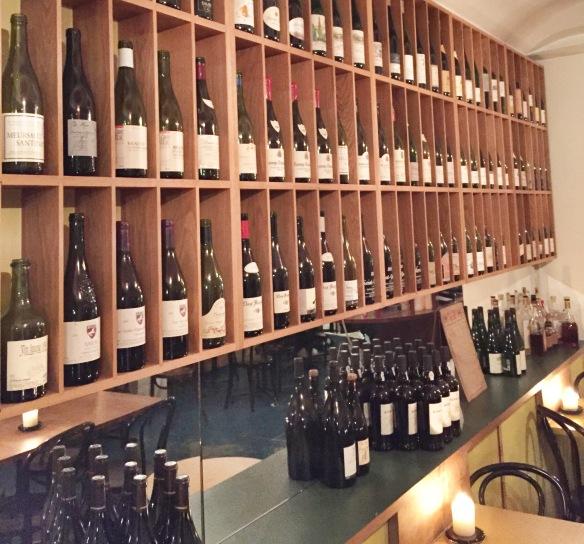 Bar vin