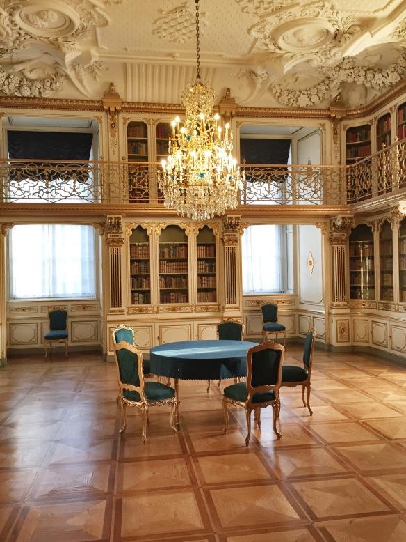 Biblioteket på Christiansborg
