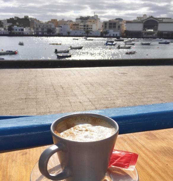 Kaffe med udsigt