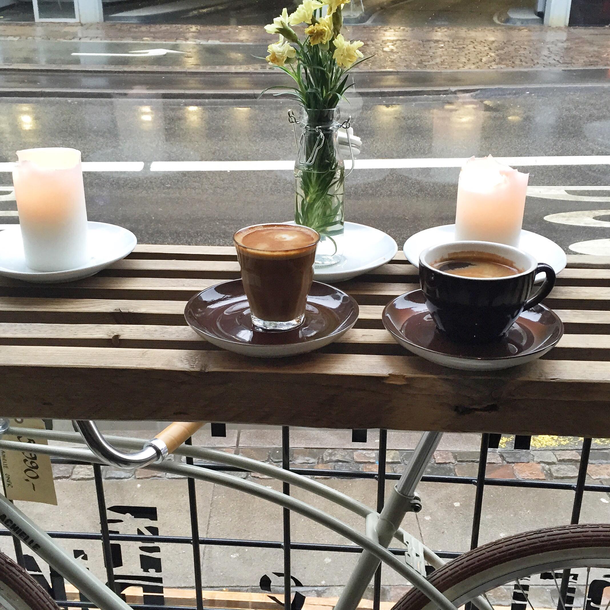Heritage Coffee & Bikes, København
