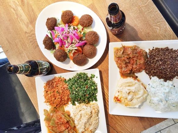 Liban Cuisine, Rantzausgade