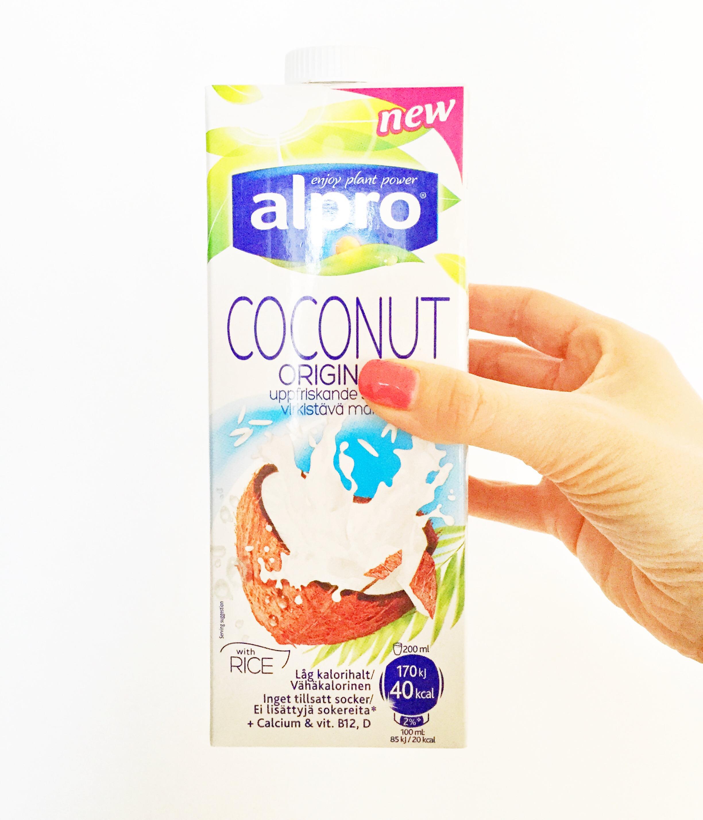 Alpro kokosdrik