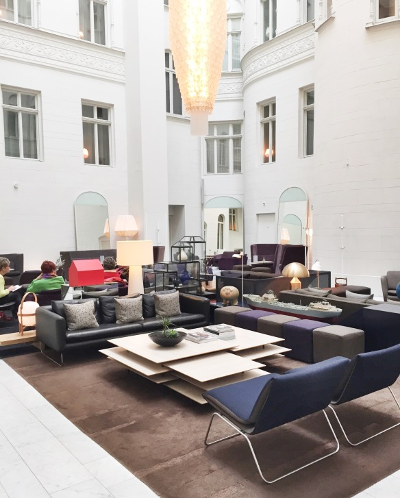 Loungen, Hotel Nobis