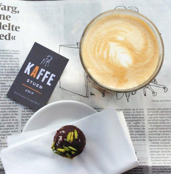 Kaffestuen på Østerbro