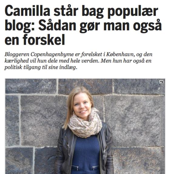 Copenhagenbyme i MetroXpress