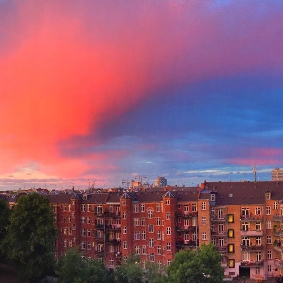 Pink Sky i København
