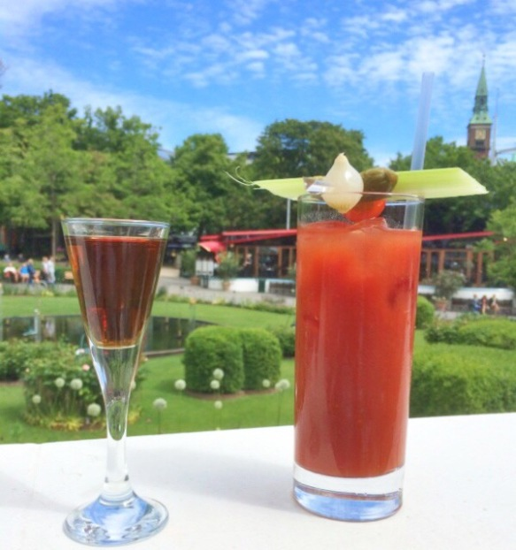 Bloody Mary Brunch på NIMB