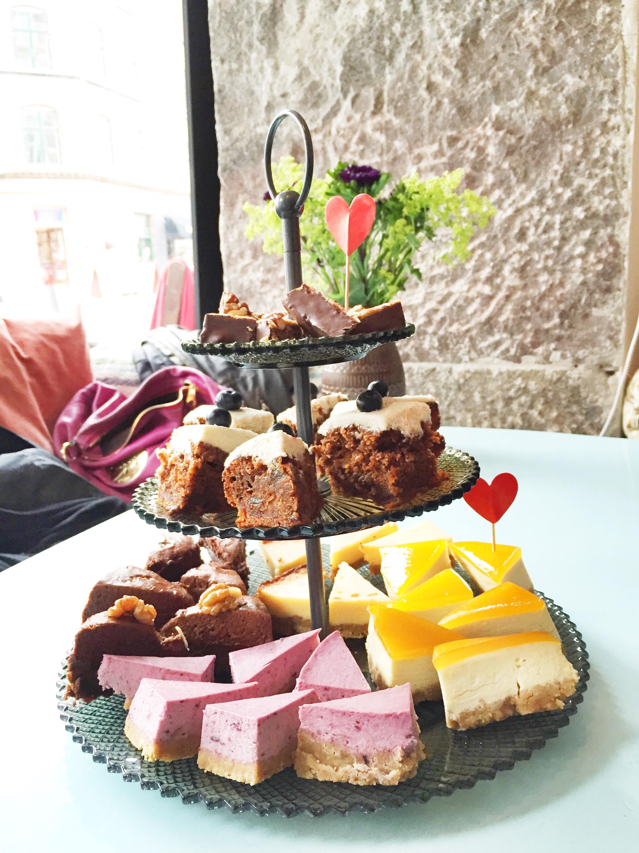 Afternoon Tea på Kagestuen 43