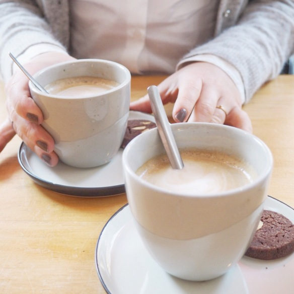 Amsterdam kaffe