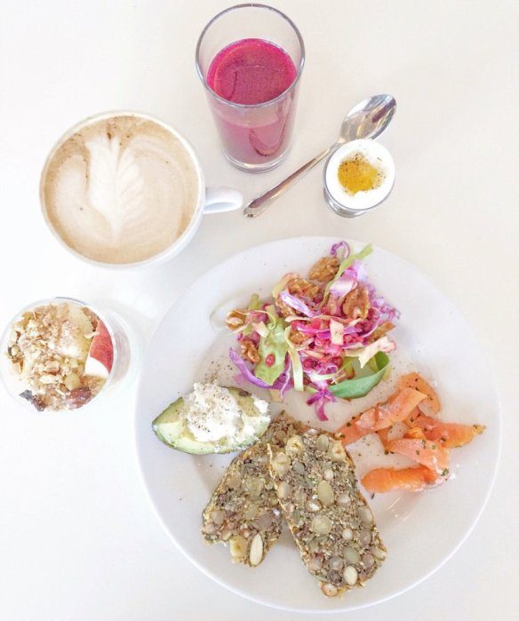 Morgenmad på Skodsborg