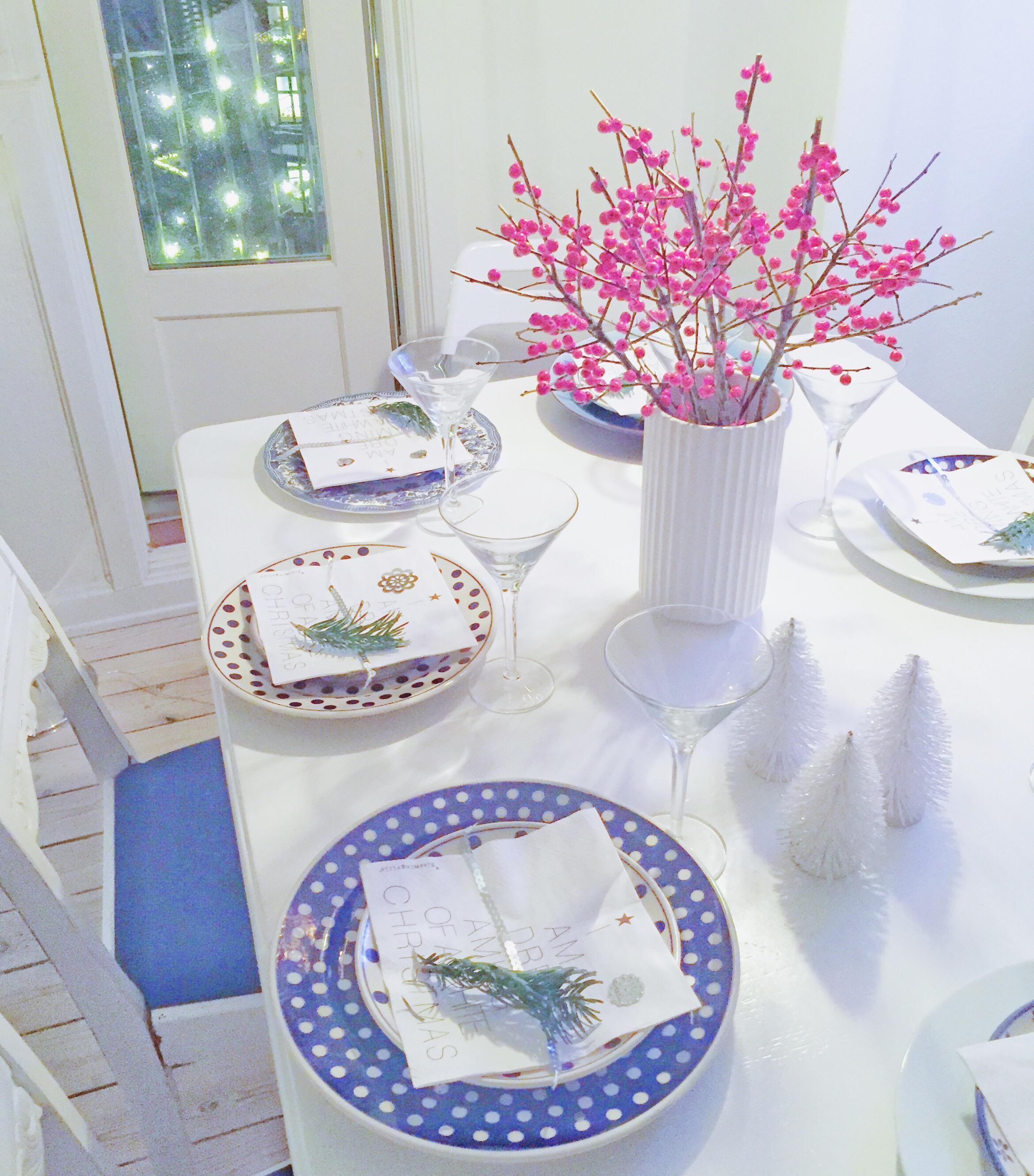 Nordisk borddækning