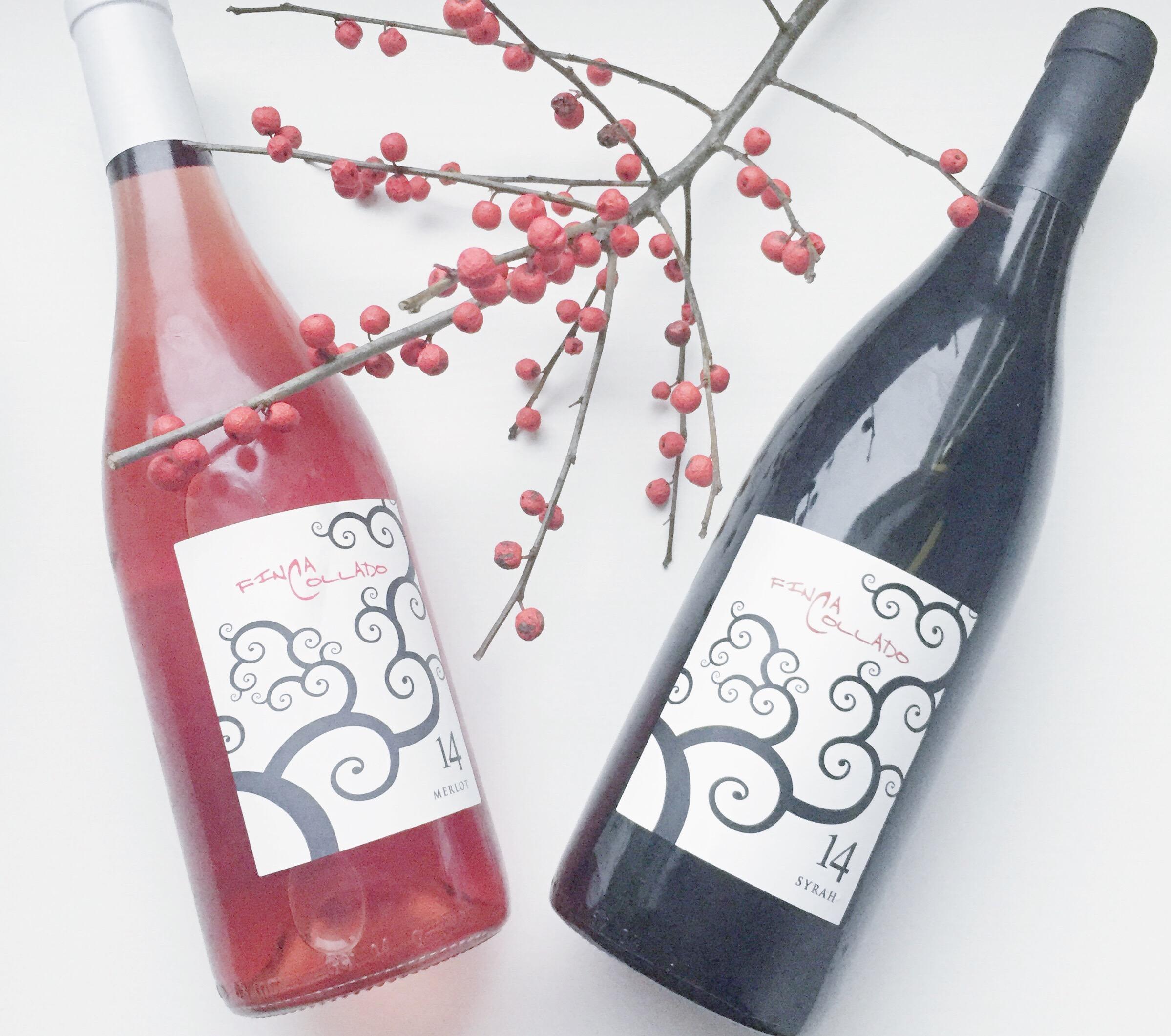 Vin fra Finca Collado
