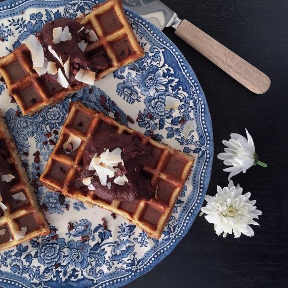 Bownty / Snickers vafler