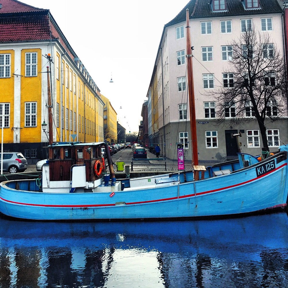 Fotoklub på Christianshavn