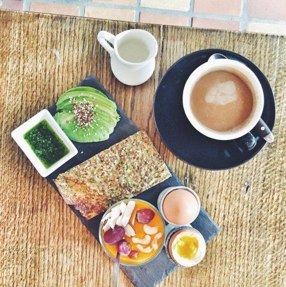 Morgenmad på Social