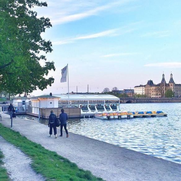 Søerne og Østerbro. VisitDenmark