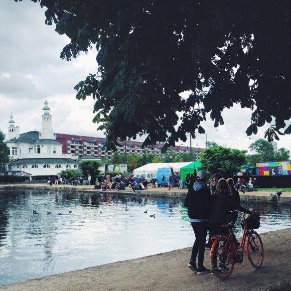 Street Food Festival CPH ved Søerne